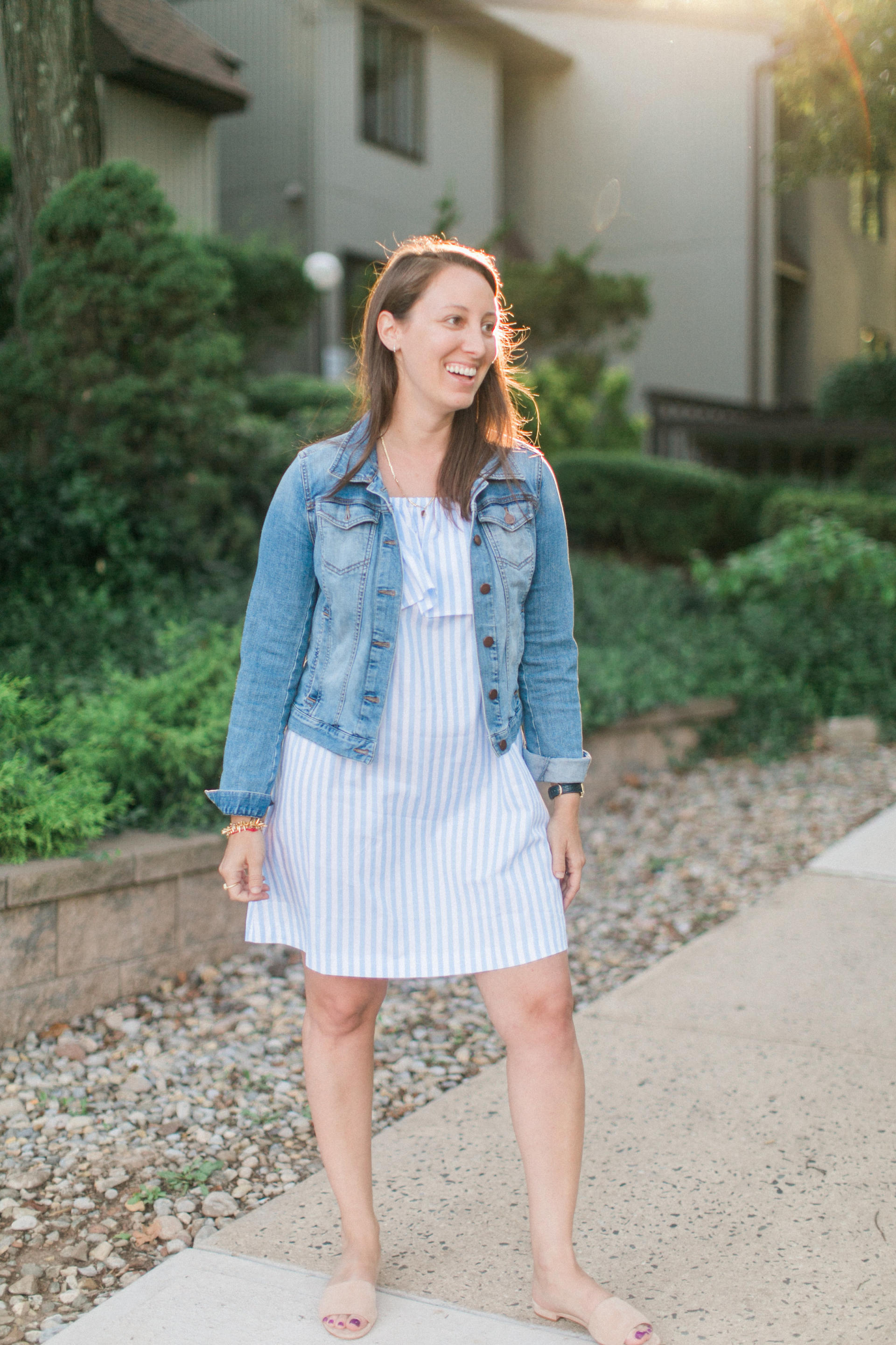STYLE: Signet and Stripes