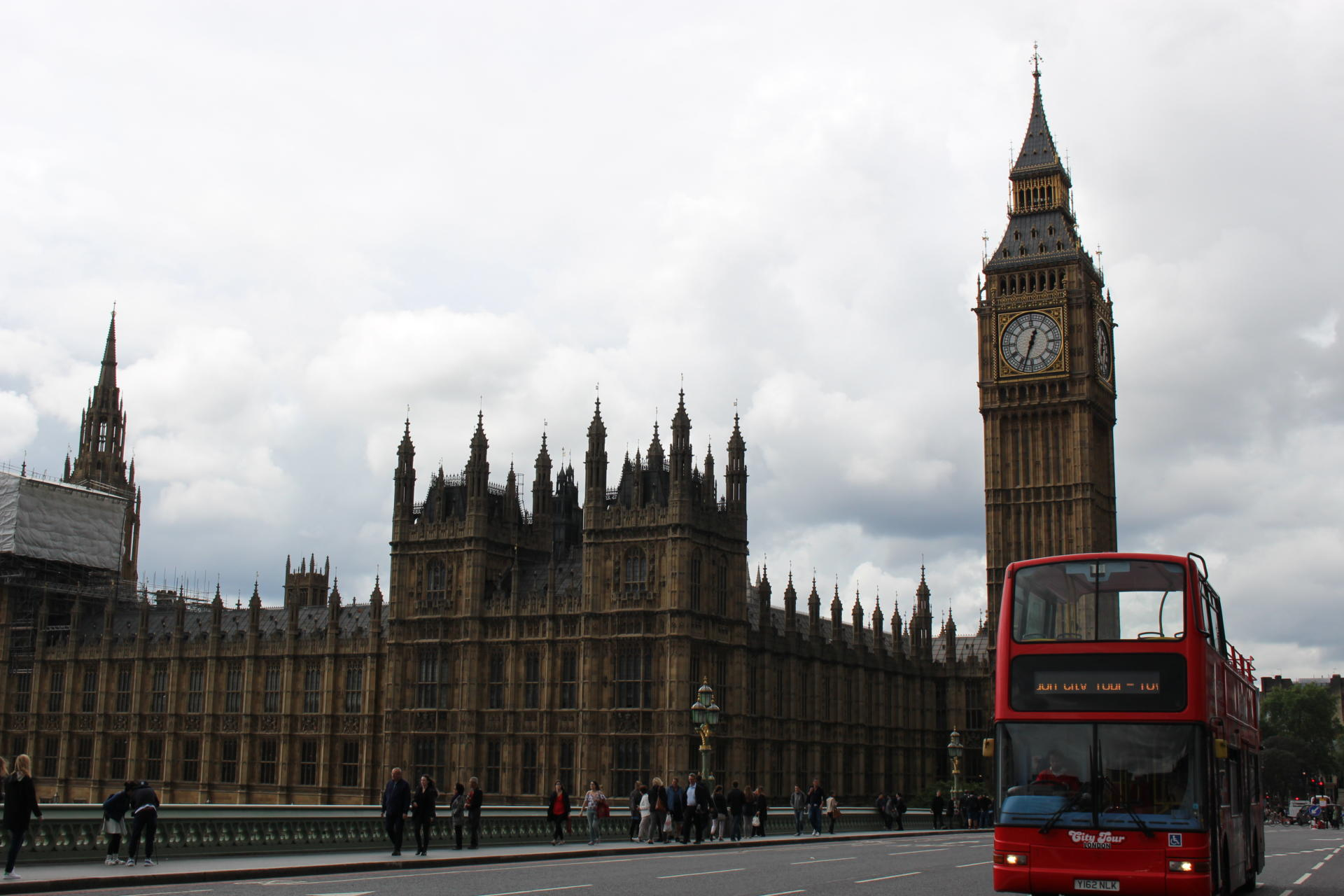 TRAVEL: Take Me To London