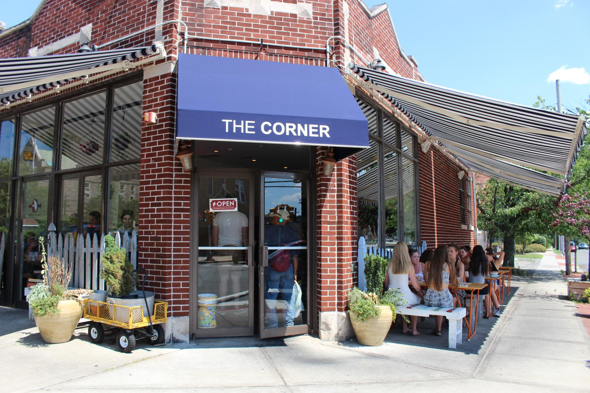 LOCAL: Sunday Brunch at The Corner