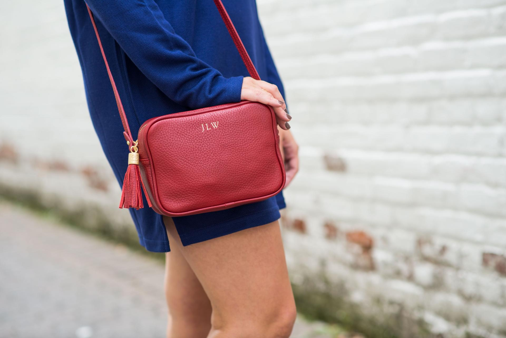 STYLE: Red, Grey and Blue with Make Me Chic