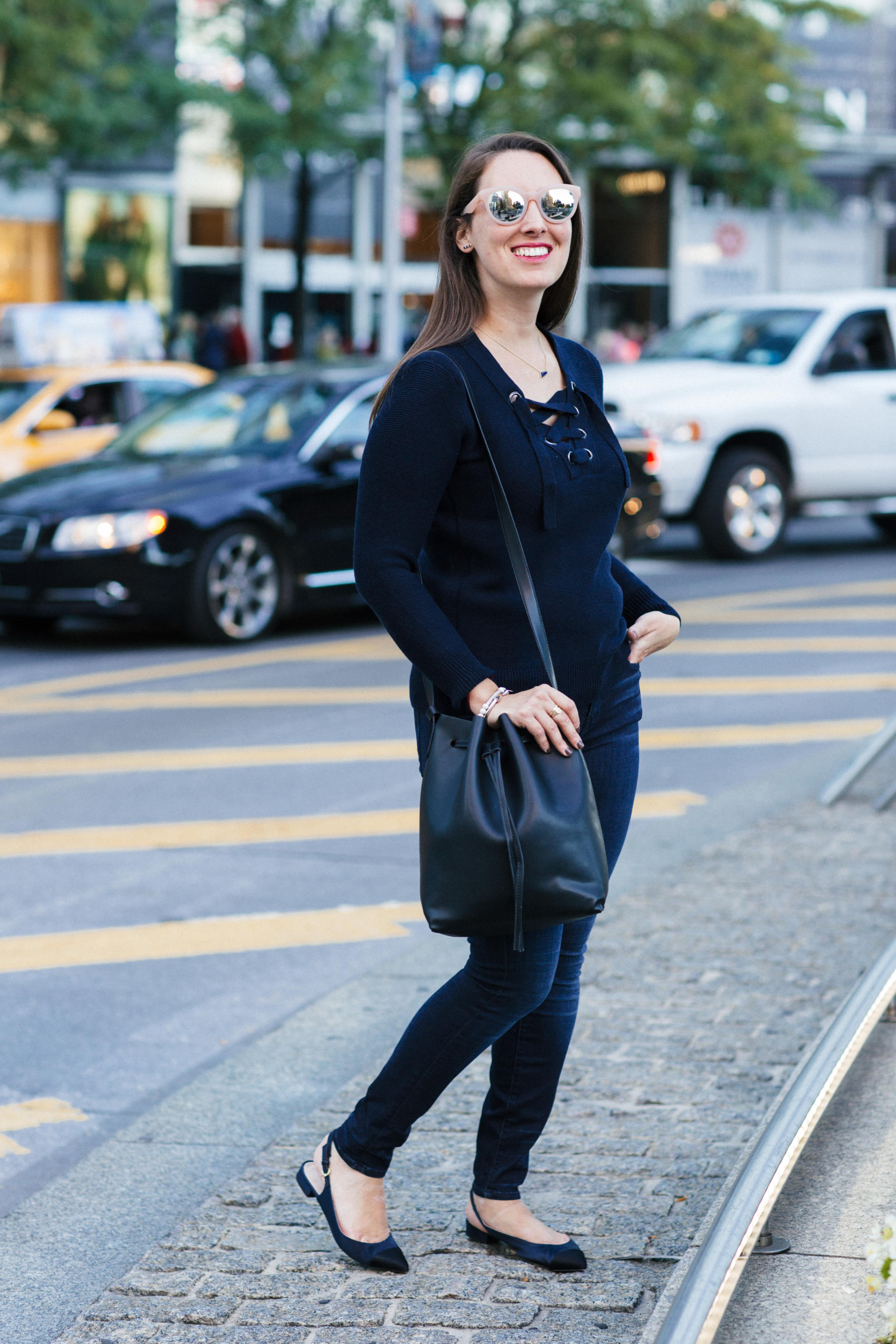 STYLE: Black and Blue with Zaful