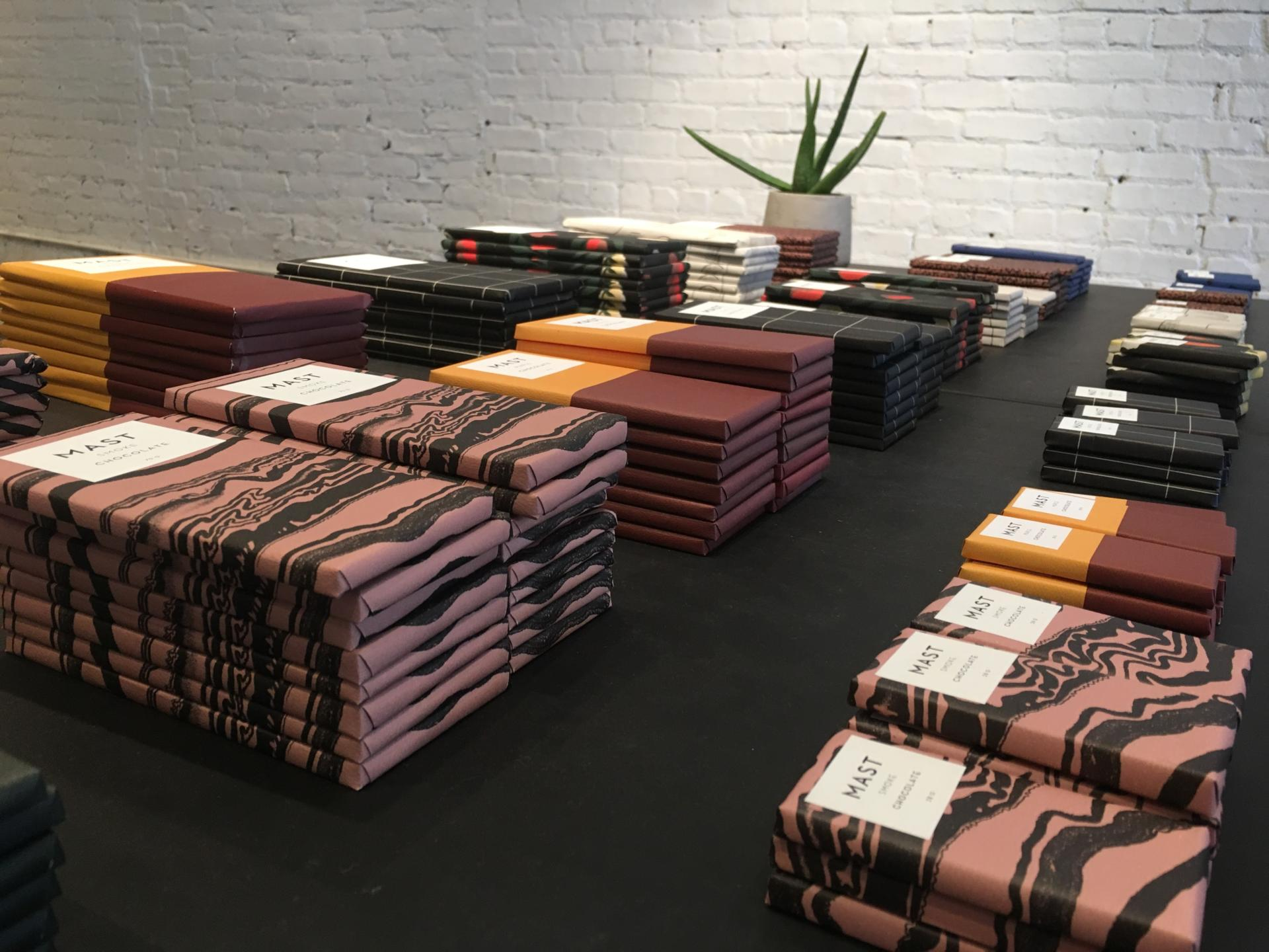 LOCAL: A Mast Brothers Chocolate Shop Grows In Brooklyn