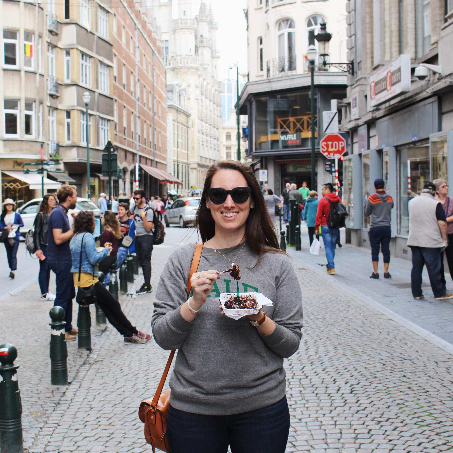 TRAVEL: A Day Trip to Brussels