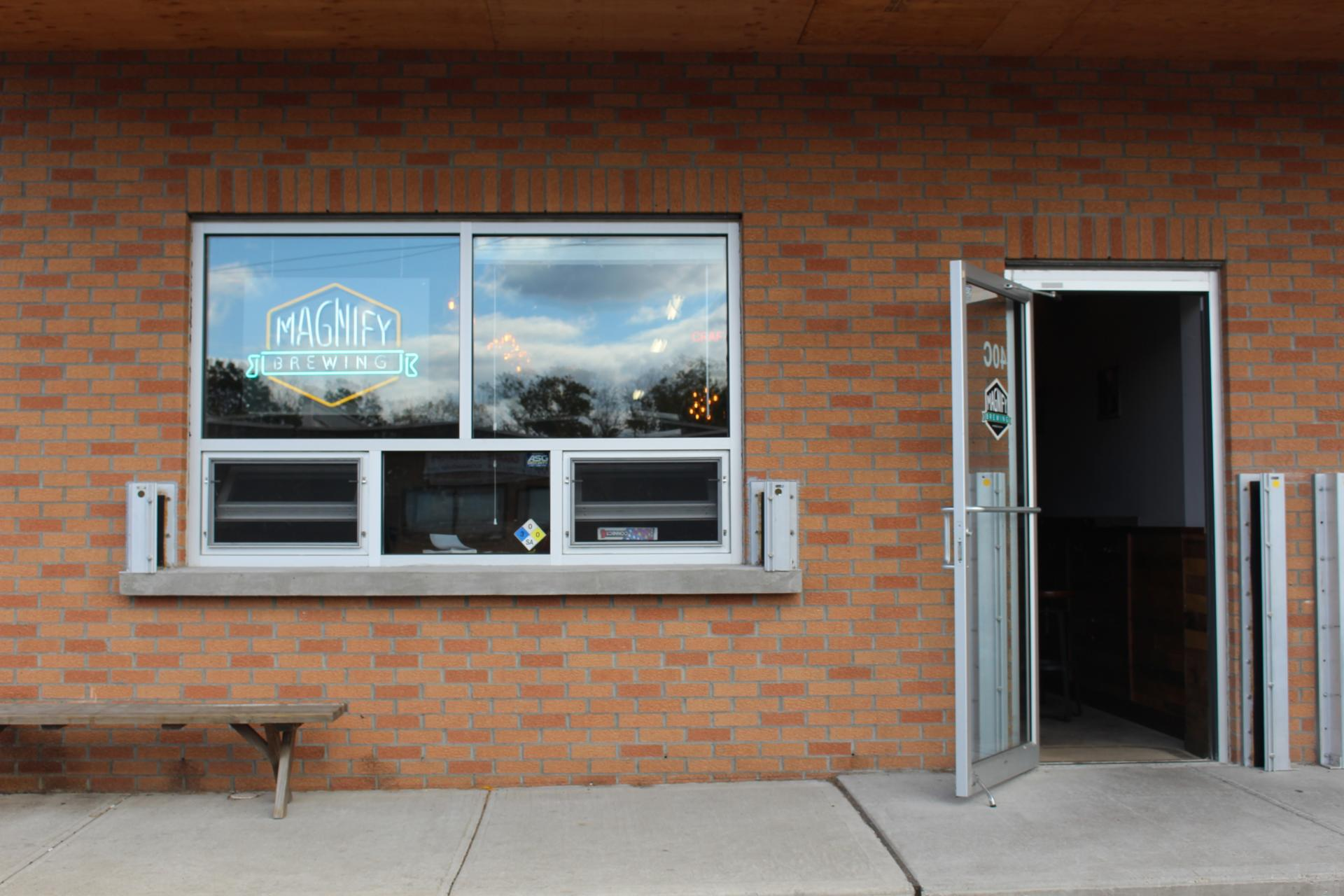 LOCAL: Day Drinking at Magnify Brewing Company