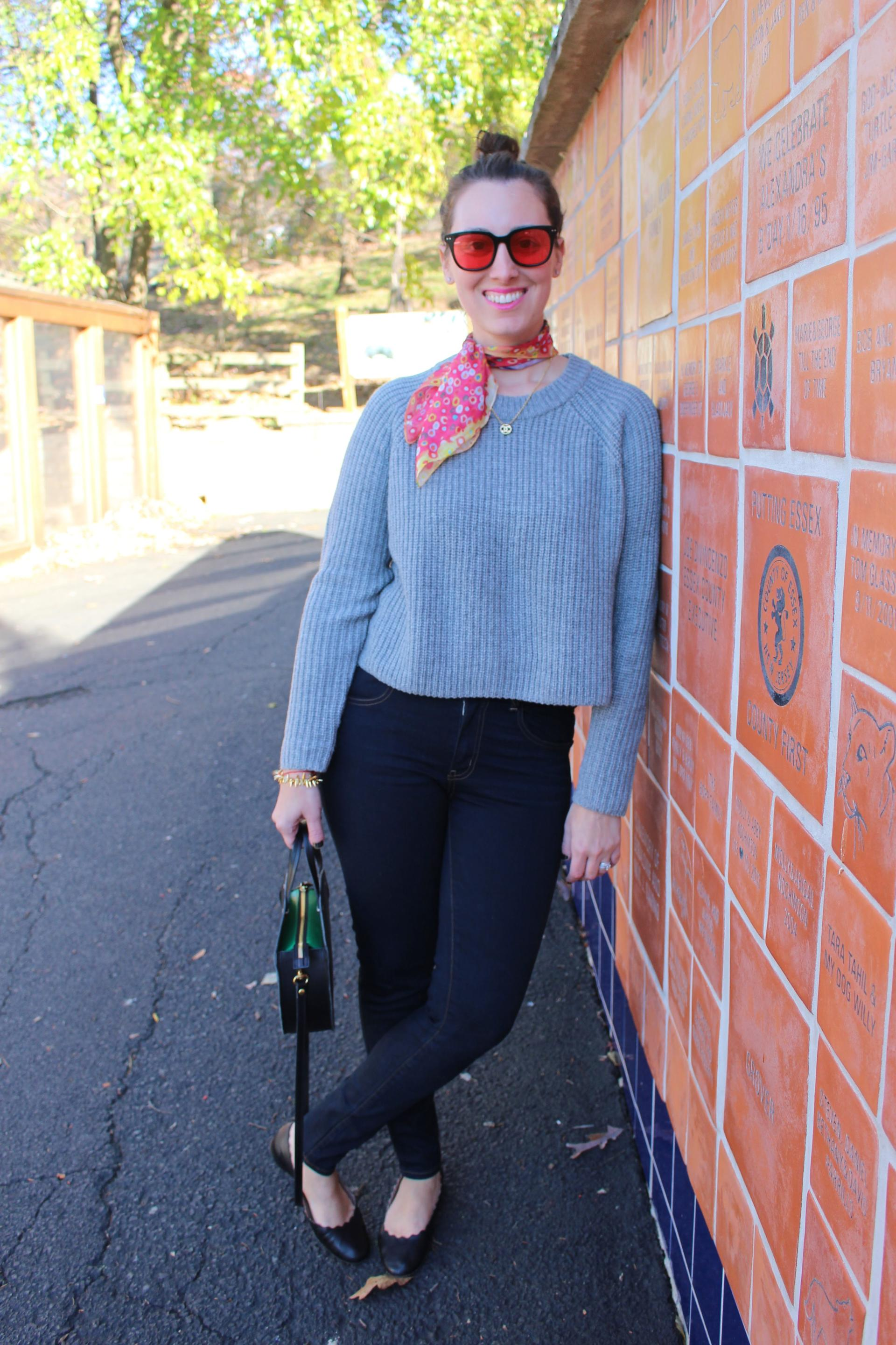 STYLE: Rose Colored Glasses