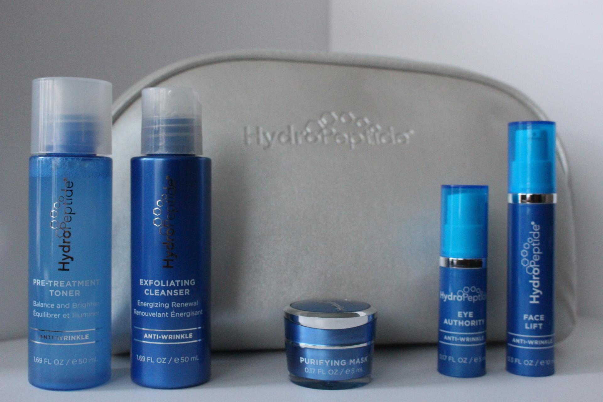 STYLE: My Hydropeptide On The Go Glow Kit