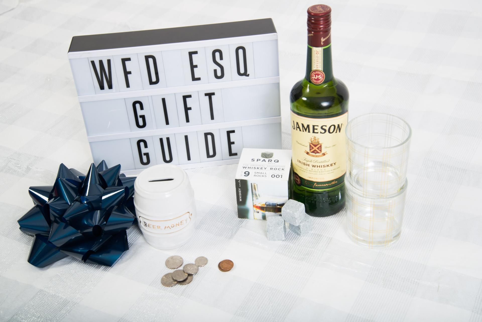 CELEBRATE: Gift Guide for Him