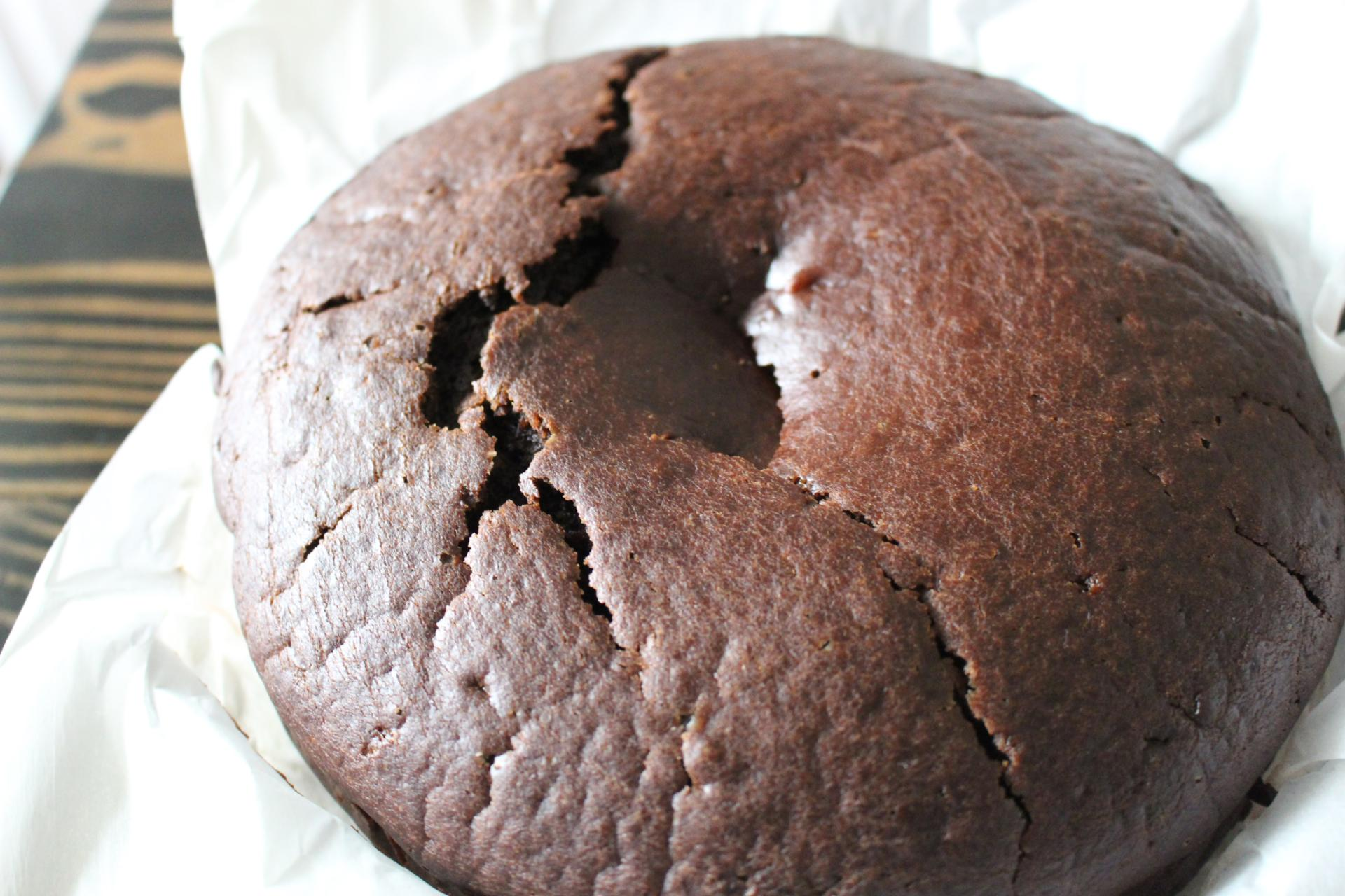 BAKE ME: Chocolate Olive Oil Cake by New Jersey foodie blogger What's For Dinner Esq.