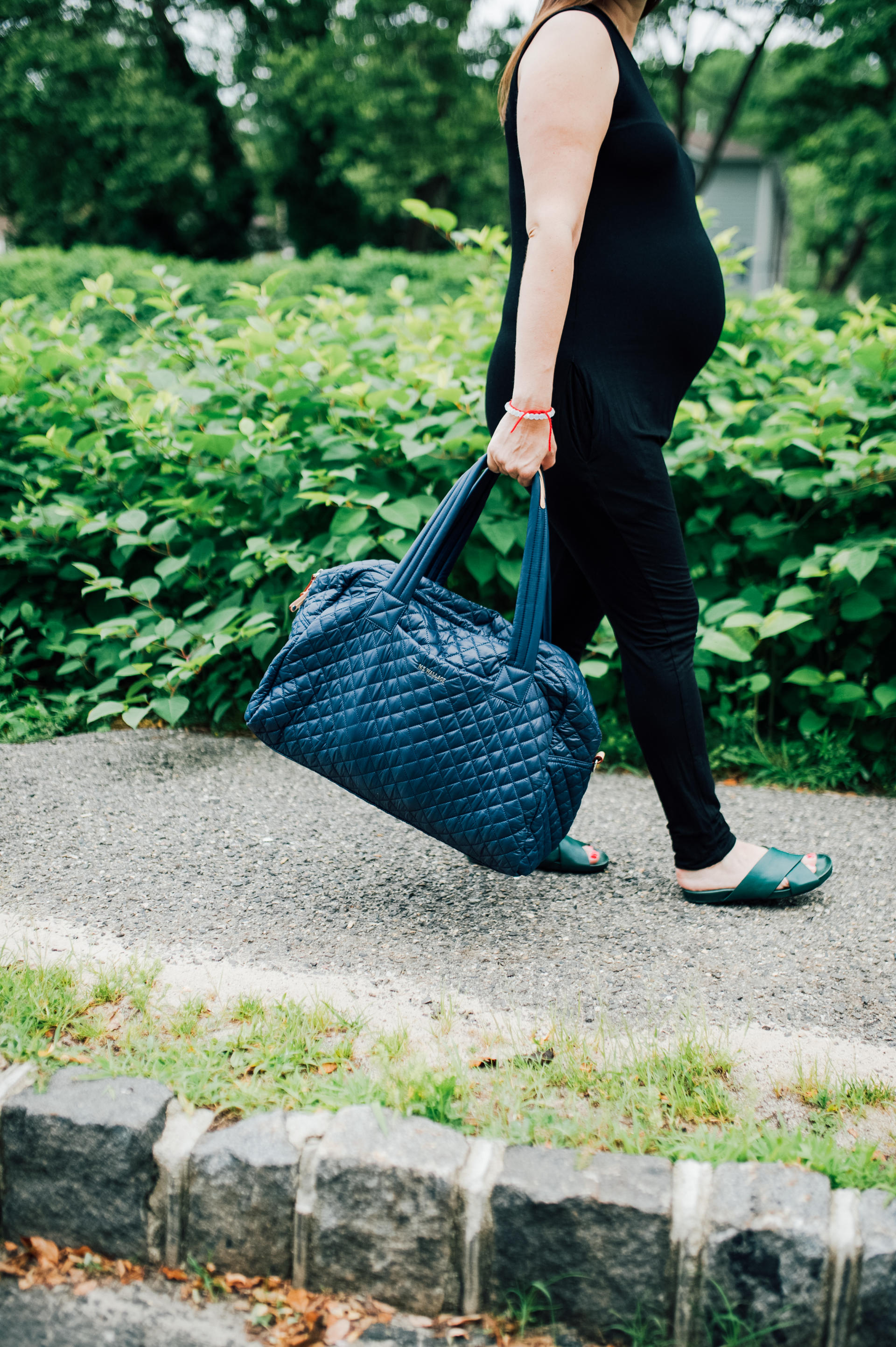 BABY: My Hospital Bag Checklist by New Jersey lifestyle blogger What's For Dinner Esq.