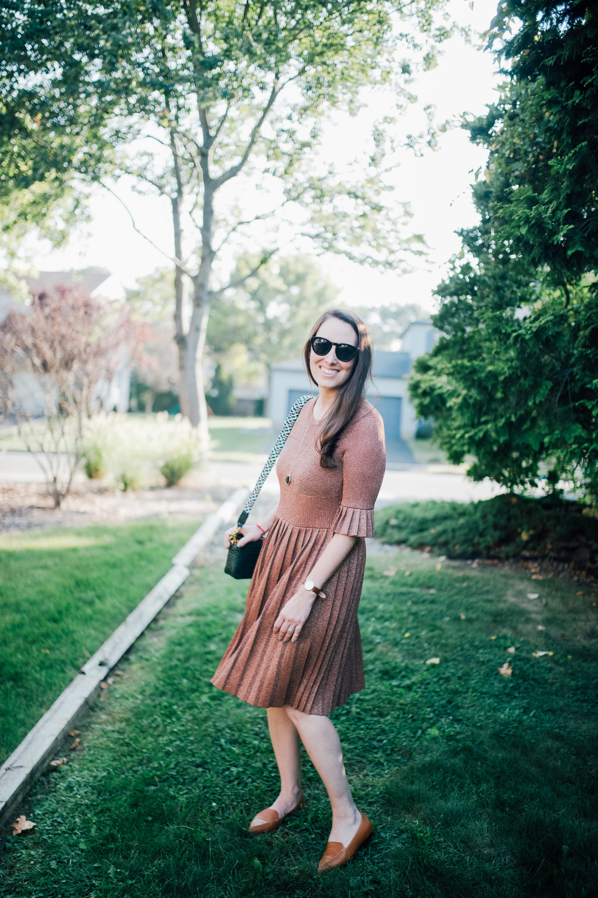 STYLE: Feeling Fancy with Rent The Runway Unlimited by New Jersey style blogger What's For Dinner Esq.
