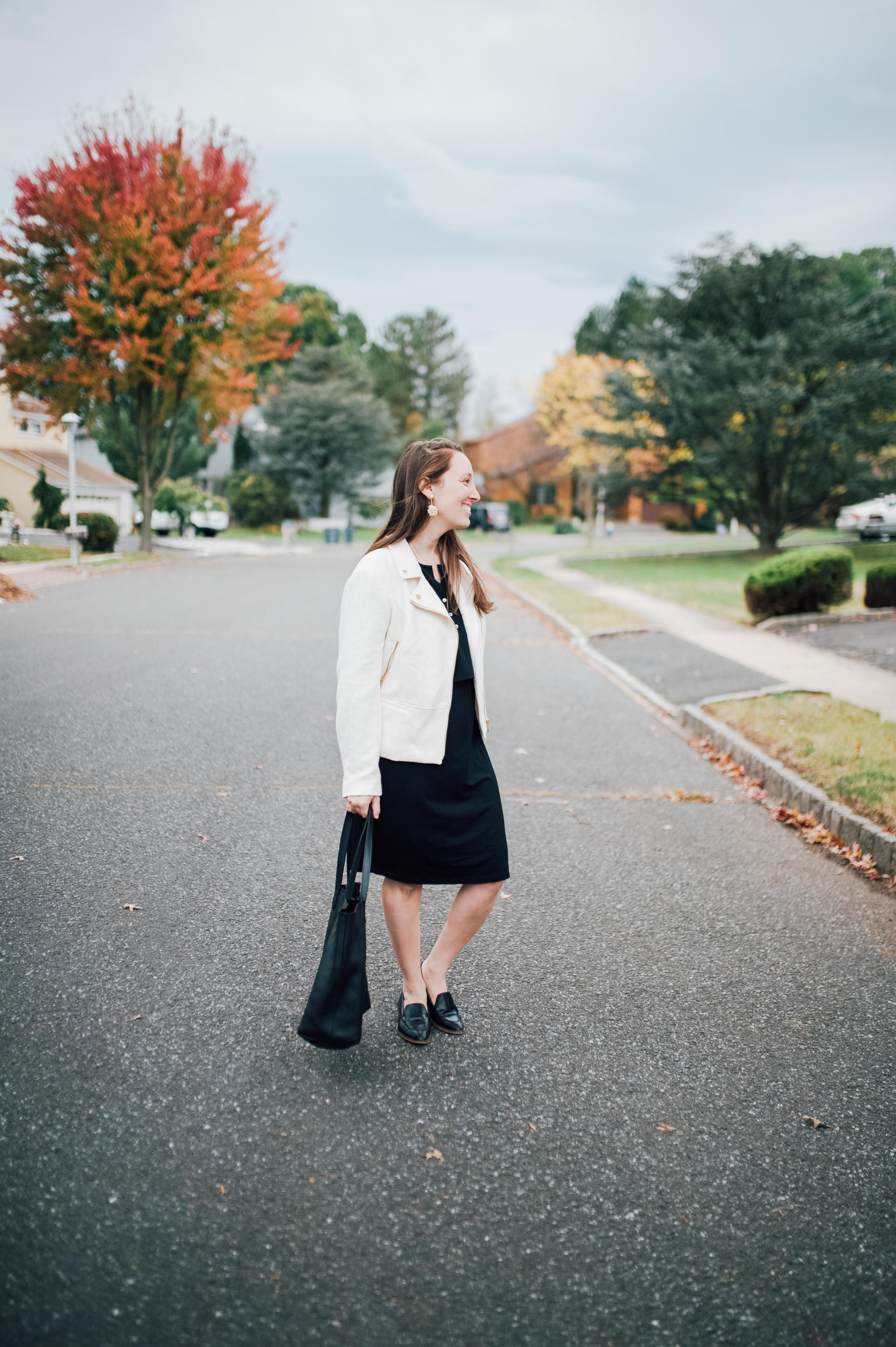STYLE: Back to Work with Isabella Oliver by New Jersey style blogger Styled Blonde