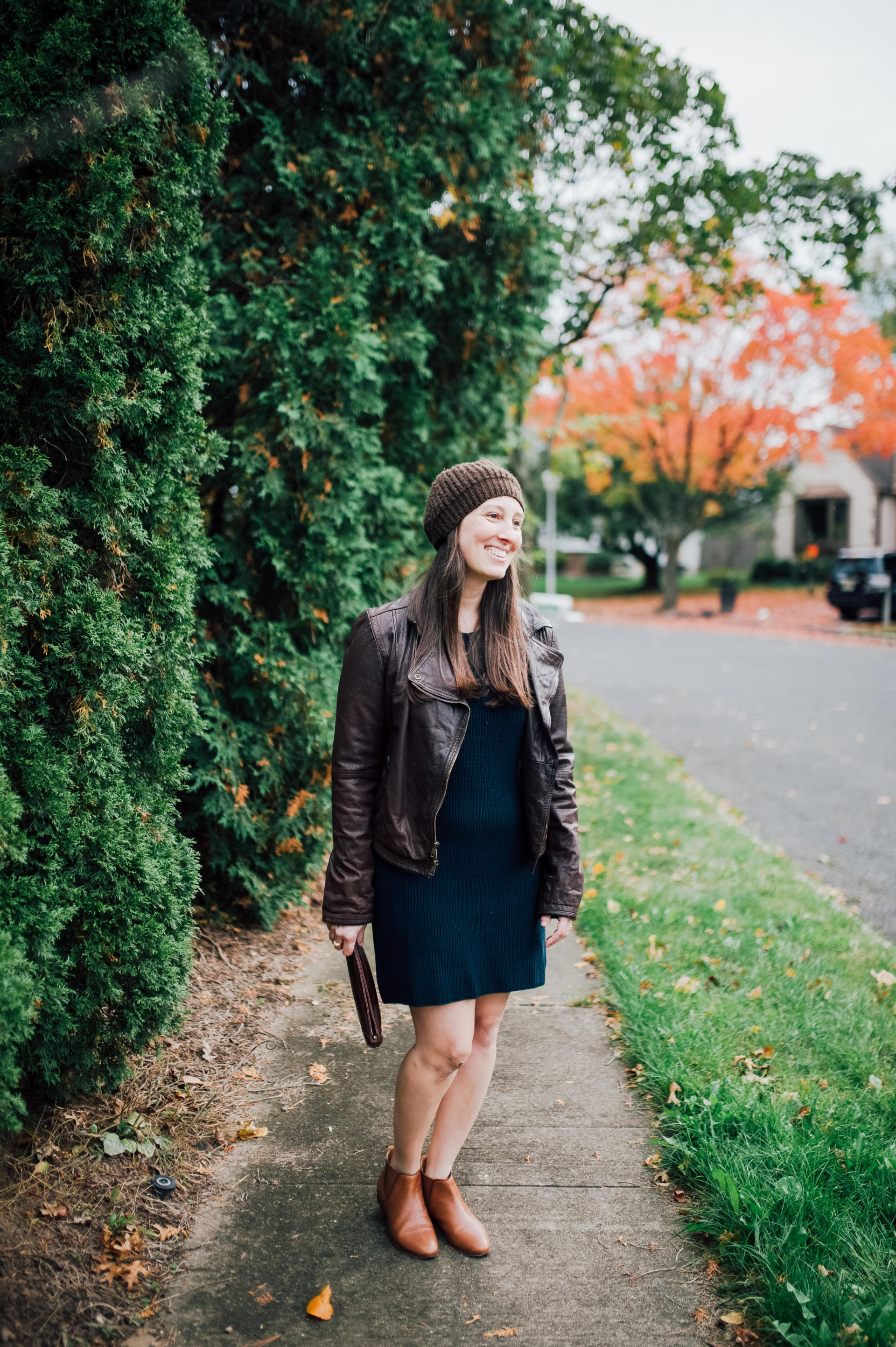 STYLE: My Thanksgiving Outfit by New Jersey fashion blogger What's For Dinner Esq.