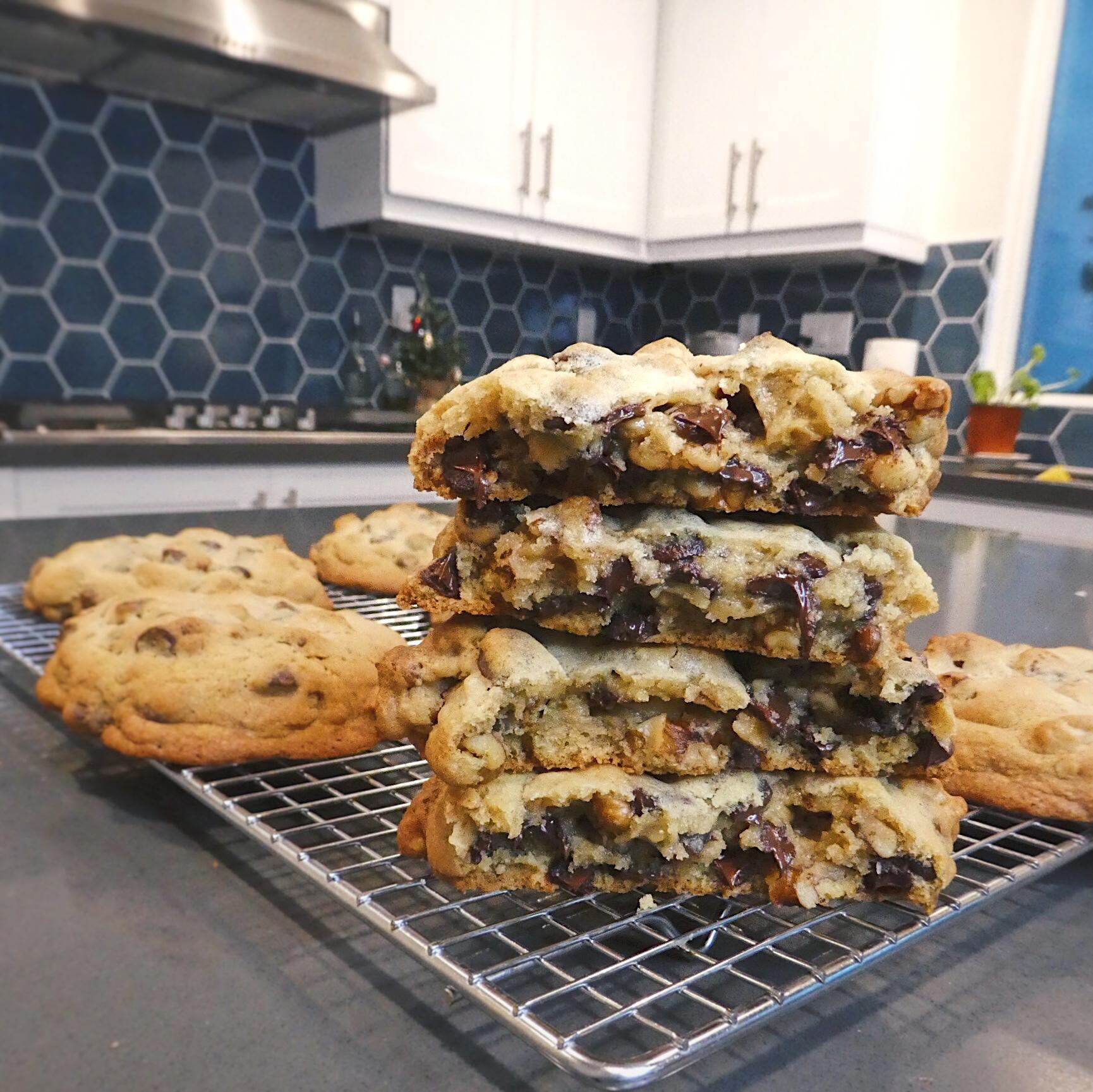 BAKE ME: Holiday Compost Cookies by New Jersey foodie blogger What's For Dinner Esq.