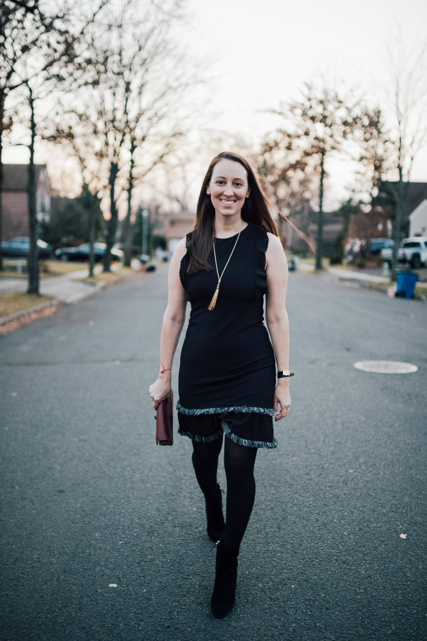 All Dressed Up with Stitch Boutique by popular New Jersey fashion blogger What's For Dinner Esq.
