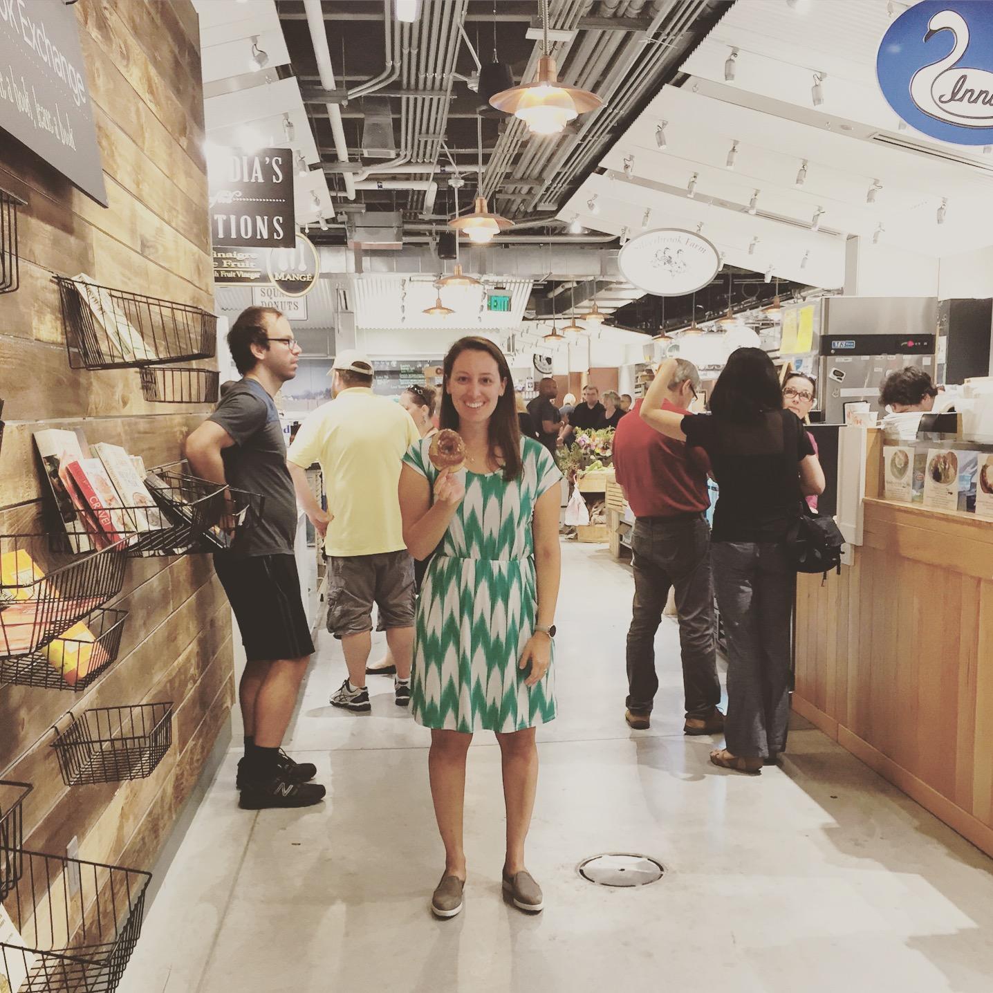 Food Options In Boston Public Market