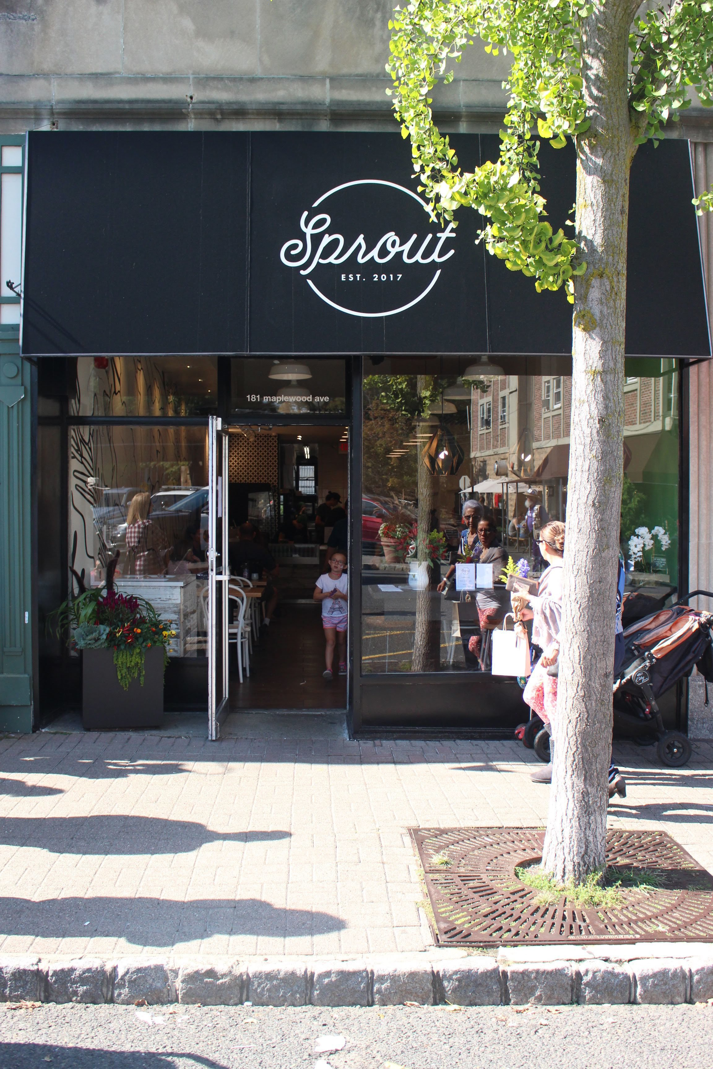 Lunch At Sprout In Maplewood What S For Dinner Esq